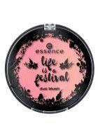Essence - *Life is a festival* - Duo de fard à joues - 01: Life is a festival