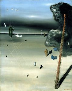 Mama, Papa Is Wounded! Yves Tanguy