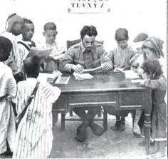 Rif childeren at school 1924
