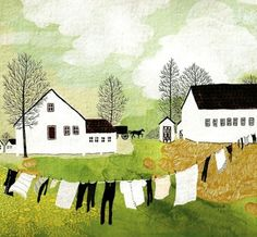 fekete-fehér-igen-nem (farmhouse by Becca Stadtlander)