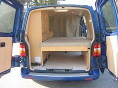 Aménagement de fourgon en camping car
