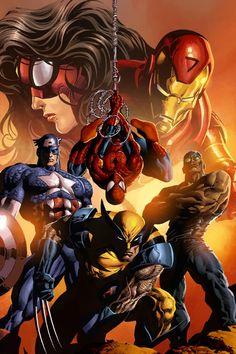 Marvel<3