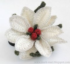 "Mark-Mari: Decoration ""Christmas Star"""