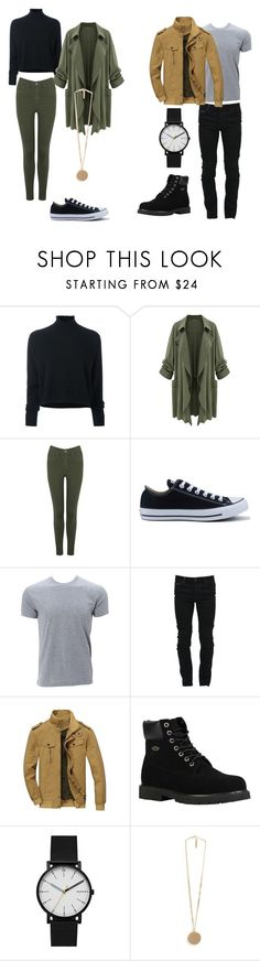 """""""kjlnb"""" by alessiabazzurro on Polyvore featuring Le Kasha, Oasis, Converse, Simplex Apparel, Marcelo Burlon, Lugz, Skagen and Givenchy"""
