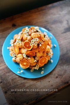 Clementine croquembouche / Klementin-croquembouche