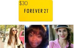 The Tiny Heart: {GIVEAWAY} Forever 21 Gift Card