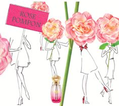 Annick Goutal Rose PomPon 2016: Roses Come Out To Play