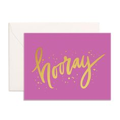 Foil greeting card perfect for your workmate, bestie, sibling, parent or love of your life. Birthday Cards, Happy Birthday, Foil Stamping, Love Your Life, Thoughtful Gifts, Your Cards, Besties, Greeting Cards, Congrats Cards