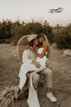 Joshua Tree National Park // bridal portraits // sunset elopement // elopement photography // intimate wedding photographer // adventure wedding // California national parks // dried bridal bouquet // groom wedding attire // modern wedding dress for bookings & inquiries - Claudia Noelle Photography, Seattle Based Elopement Photographer Wedding Groom, Wedding Attire, Wedding Dresses, Intimate Photography, California National Parks, Joshua Tree National Park, Forest Wedding, Bridal Portraits, California Wedding