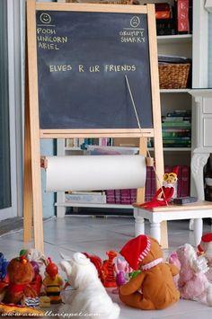 Teaching | 33 Genius Elf On The Shelf Ideas