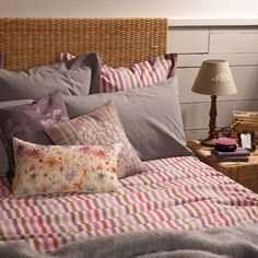 Sonia Lila Bed Linen