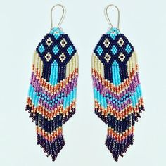 These Fringe Earrings from today are available, DM me to snag them.  #edenrainbeadworks #beading #beadloom #beadwork #seedbead #miyukibeads #fringeearrings #handwoven #handmade #etsy #earrings #fringe #aztec #nativeamerican #nativeamericaninspired #handmadejewelry #beadedfringe #makersgonnamake #maker #artisan #fallfashion #fall #southwestern #hippie #earthy #bohostyle #bohochic #tylertexas #shoplocal #local