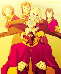 Tenzin and Co.