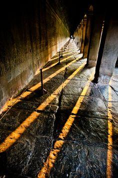 Angkor Vat Sunrise par Eyebeam Photographie sur Flickr.
