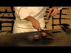 Chef's Recipes: Chef Jitu Phukan S Teppanyaki Tenderloin - YouTube