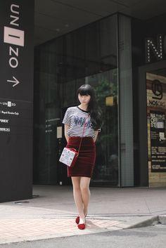 [Street Style] ASAMI | 学生 (Tokyo)