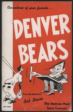 Denver Bears 1951