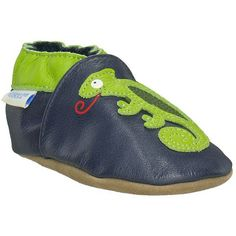 Touch & Feel Chameleon Soft Soles by Robeez    $21.95