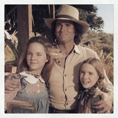 Charles AND THE girls