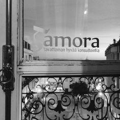 Tamora Välimeren toimisto Lissabon 2015.