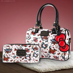 It's no wonder our sanrio x loungefly  bags are so popular with Hello Kitty fans - they are totally cute!