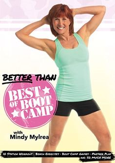 Better Than Best of Boot Camp with Mindy Mylrea FitFlix
