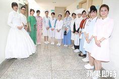 【更新】護士服走秀 好想喊OMG   即時新聞   20150321   蘋果日報