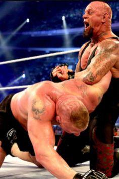 Undertaker vs. Brock Lesnar l WrestleMania XXX