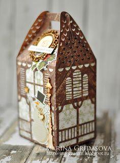 Интересные штучки: snowman's heart box | I-Kropka DT