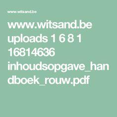 www.witsand.be uploads 1 6 8 1 16814636 inhoudsopgave_handboek_rouw.pdf
