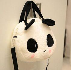 Fashion cartoon cute panda bag