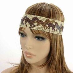 Western Horse Fashion Headband