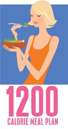 Now you can knock off those extra pounds with the help of 1200 calorie diet. All this can be done in a short time. #caloriediet