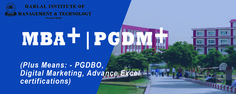 MBA, #PGDM and Digital #Marketing ,Advance Excel Certification @ himt.ac.in