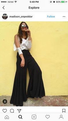 Skirts, Pants, Tops, Fashion, Trouser Pants, Moda, Fashion Styles, Skirt