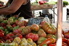 Tomatoes, La Boqueria, Market Tour, Cooking Class, Barcelona