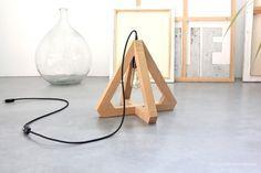 DIY Wooden Lamp