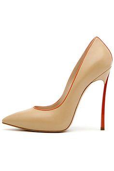 OOOK - Casadei - Shoes 2013 Spring-Summer - LOOK 6   Lookovore