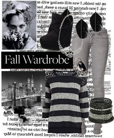 """fall wardrobe"" by kristinnorthwest ❤ liked on Polyvore"