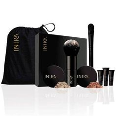 INIKA is Australia's favourite natural makeup brand, specialising in natural and organic beauty products. Shop our natural collection today! Natural Makeup Brands, Organic Makeup, Organic Beauty, Bio Make Up, How To Make, Make Up Marken, Dark Skin Tone, Makeup Box, Make Up Collection
