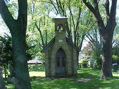 Old St. Port Washington Wisconsin, Cemetery, Architecture, Image, Beautiful, Arquitetura, Architecture Design