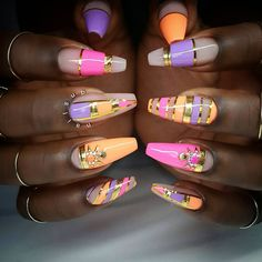 Instagram photo by Nails Up / PARIS • Jul 3, 2015 at 7:46 PM