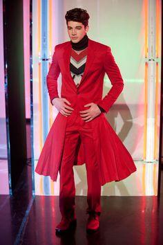 JEAN PAUL GAULTIER AUTOMNE-HIVER 2013-2014 Paris Jean Paul Gaultier, Paris, Jeans, Menswear, Mens Fashion, Fashion Show, Fall, Fashion Design, Suits