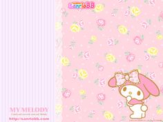 My Melody (Sanrio) Wallpaper