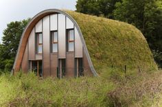 green roof / La Mais