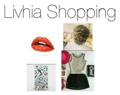 """Livhia shopping"" by danielabruna on Polyvore"