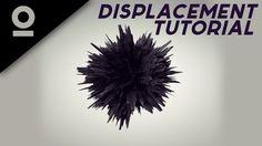 Cinema 4D Tutorial: Displacement Materials