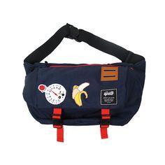 Sfkauto Messenger Bag (NAVY)  Material : Cordura Embroidery Patch Webbing  IDR : Rp 250.000 - $ 20  Contact: 085721130293 line:sfkauto pin:5F0CC6E4 email: sfk.auto@gmail.com  Available at SFK Store, Rangga Point (Jl. Ranggamalela no.13)  Bandung, Indonesia