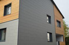 Fassadenverkleidung Zierer Schiefer SS 1