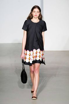 Agnes B. Spring 2013 Ready-to-Wear Collection by elle.com